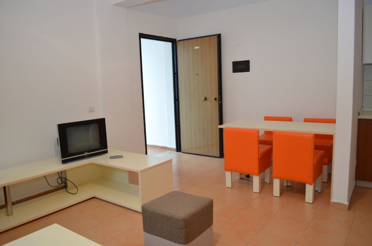 Apartment for vacations in Durresi city, Albania.