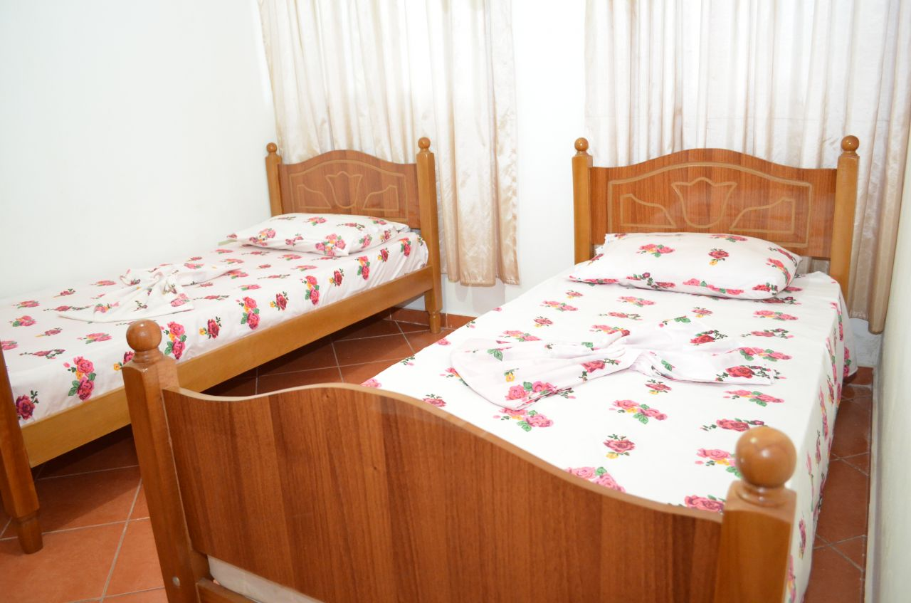 Holiday apartment for rent in Durresi beach, in Albania.