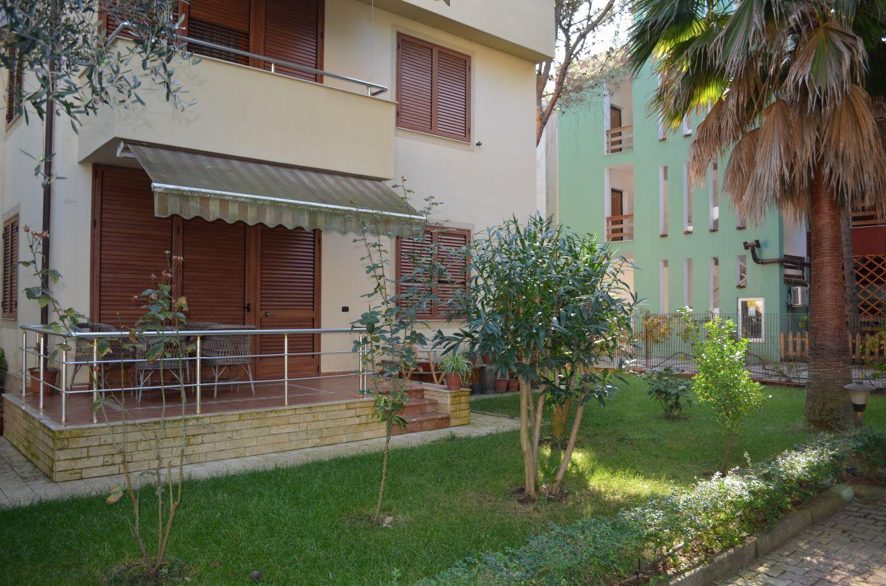 Villa for rent in Qerret, Durres