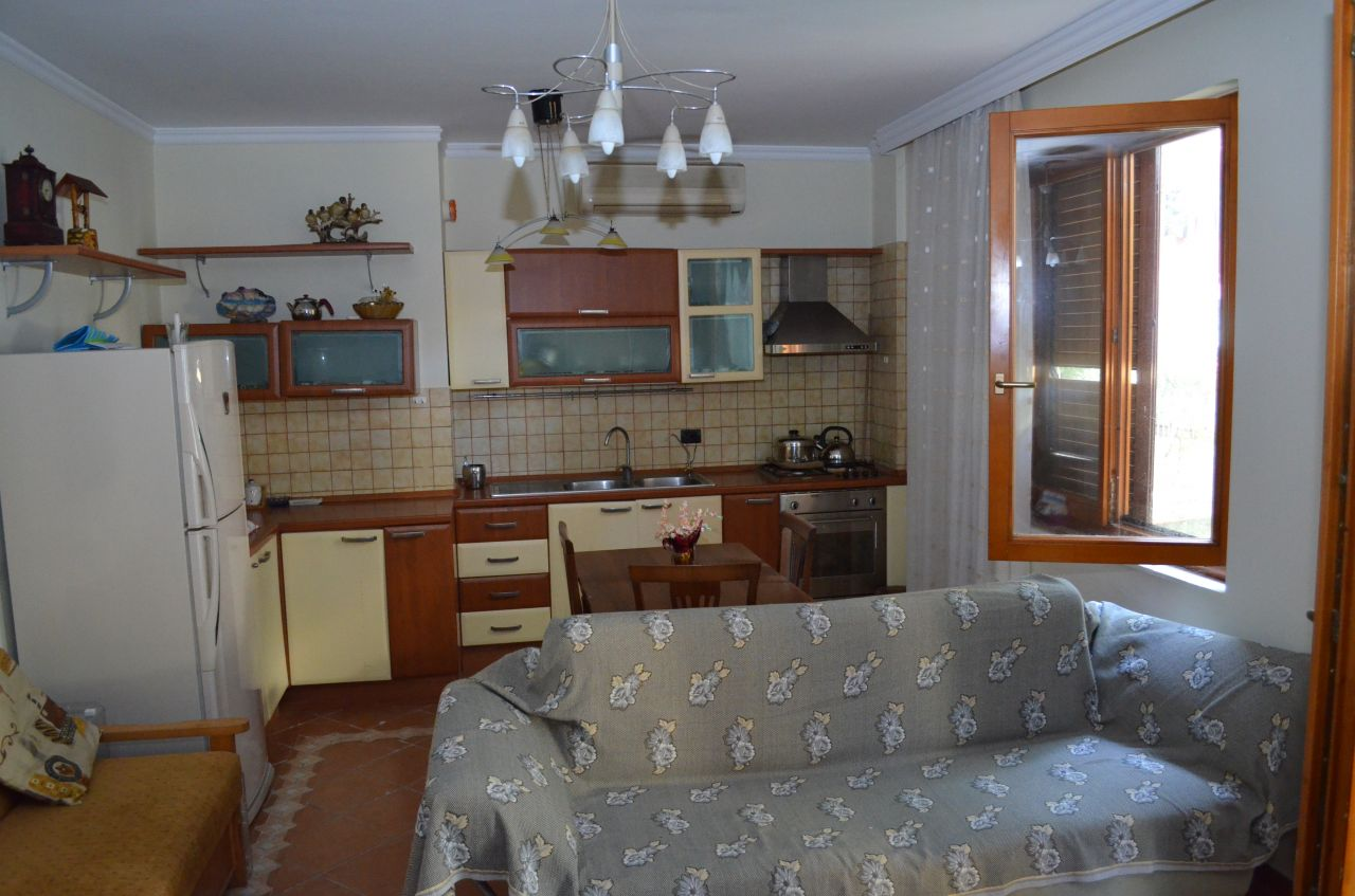 Villa for rent holiday vacation in qerret durres  with wonderful garden
