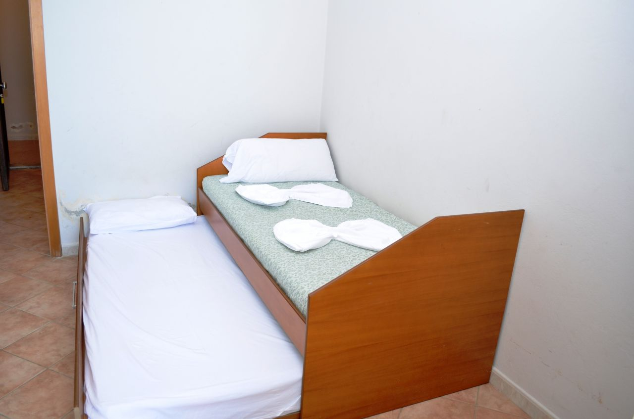Vacation apartments in Durres, close to the beach, in Albania.