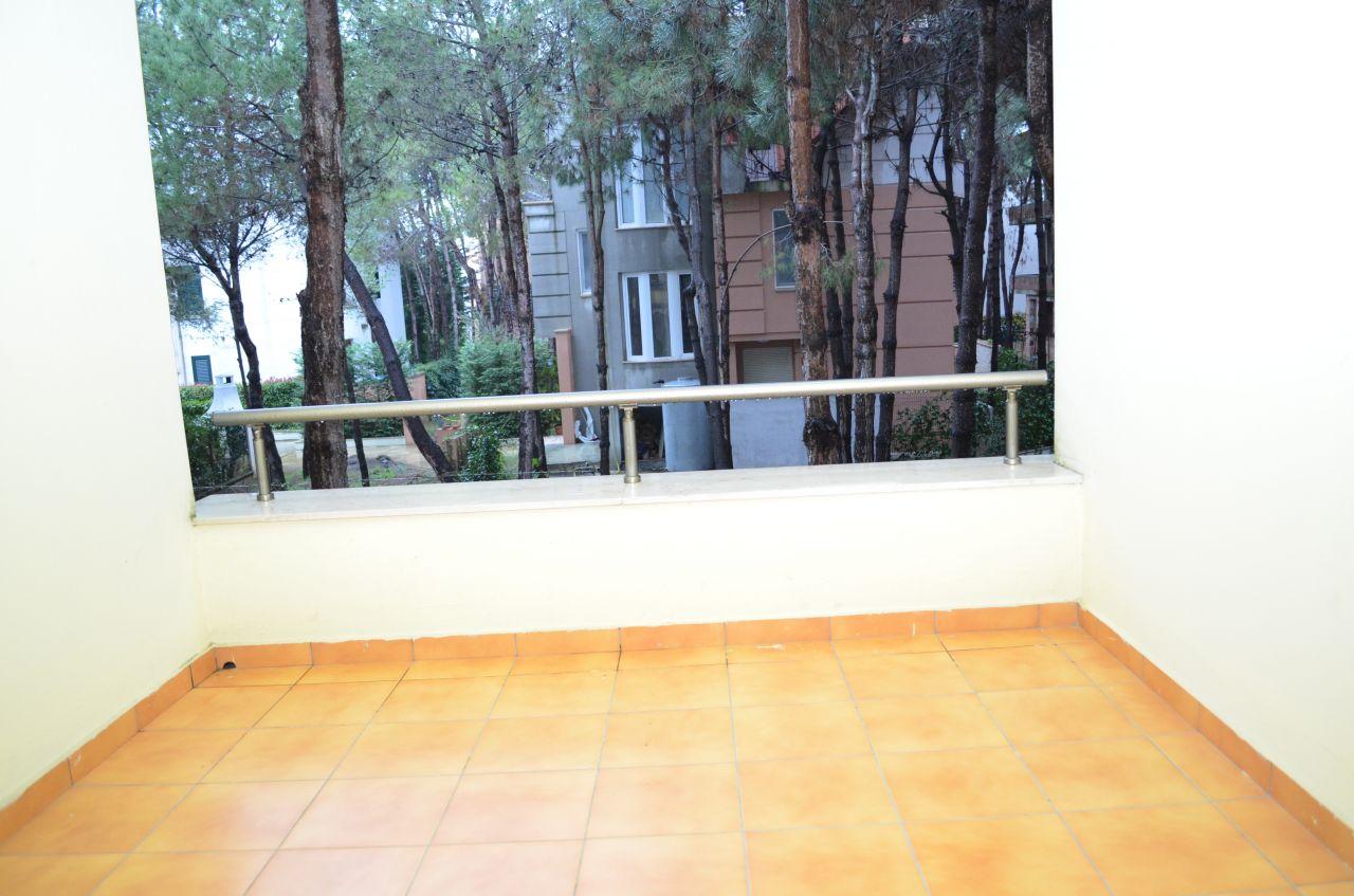 Apartment for rent in Durresi, Albania.