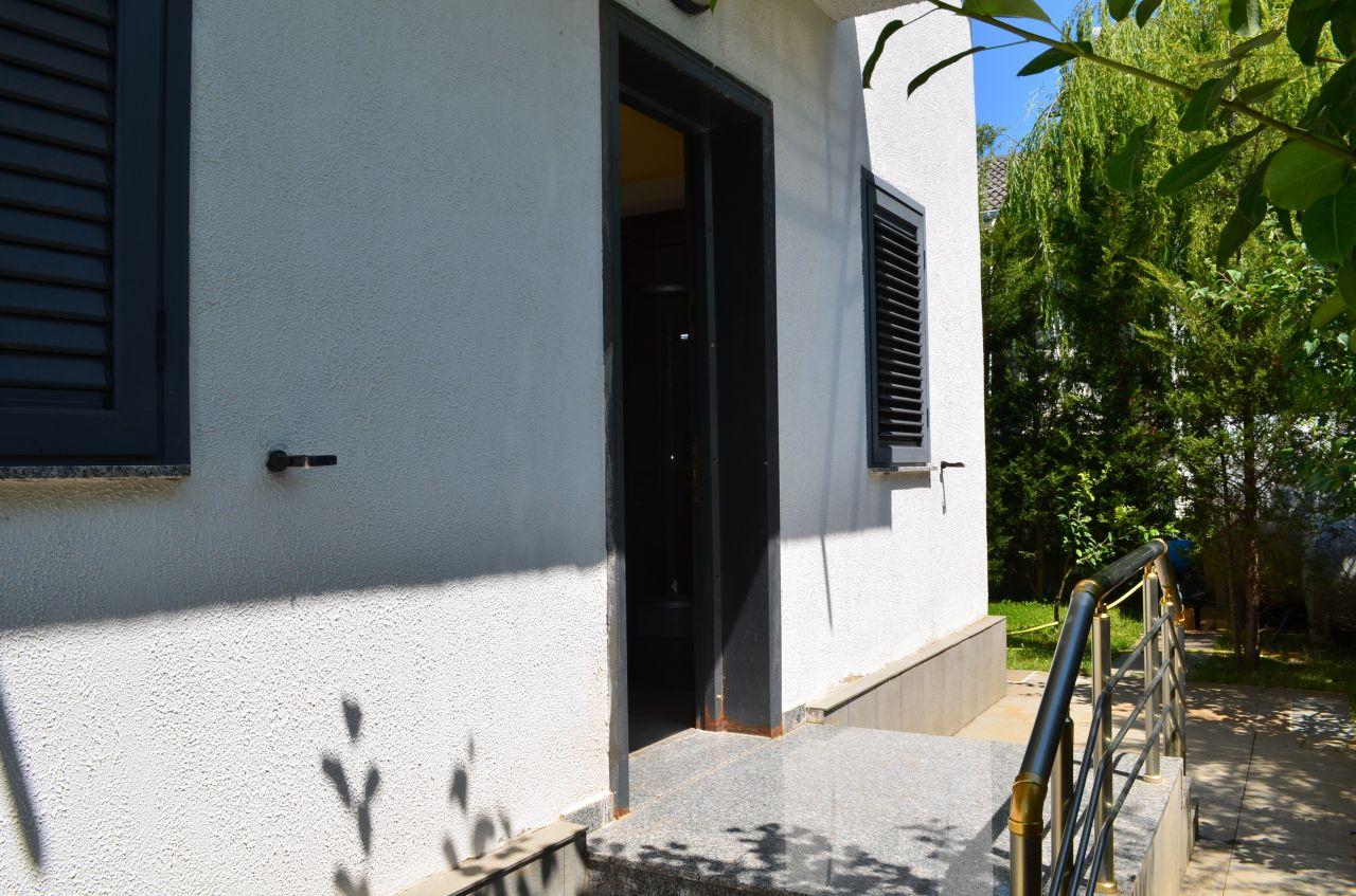 Villa rental for summer holidays in Durres Albania