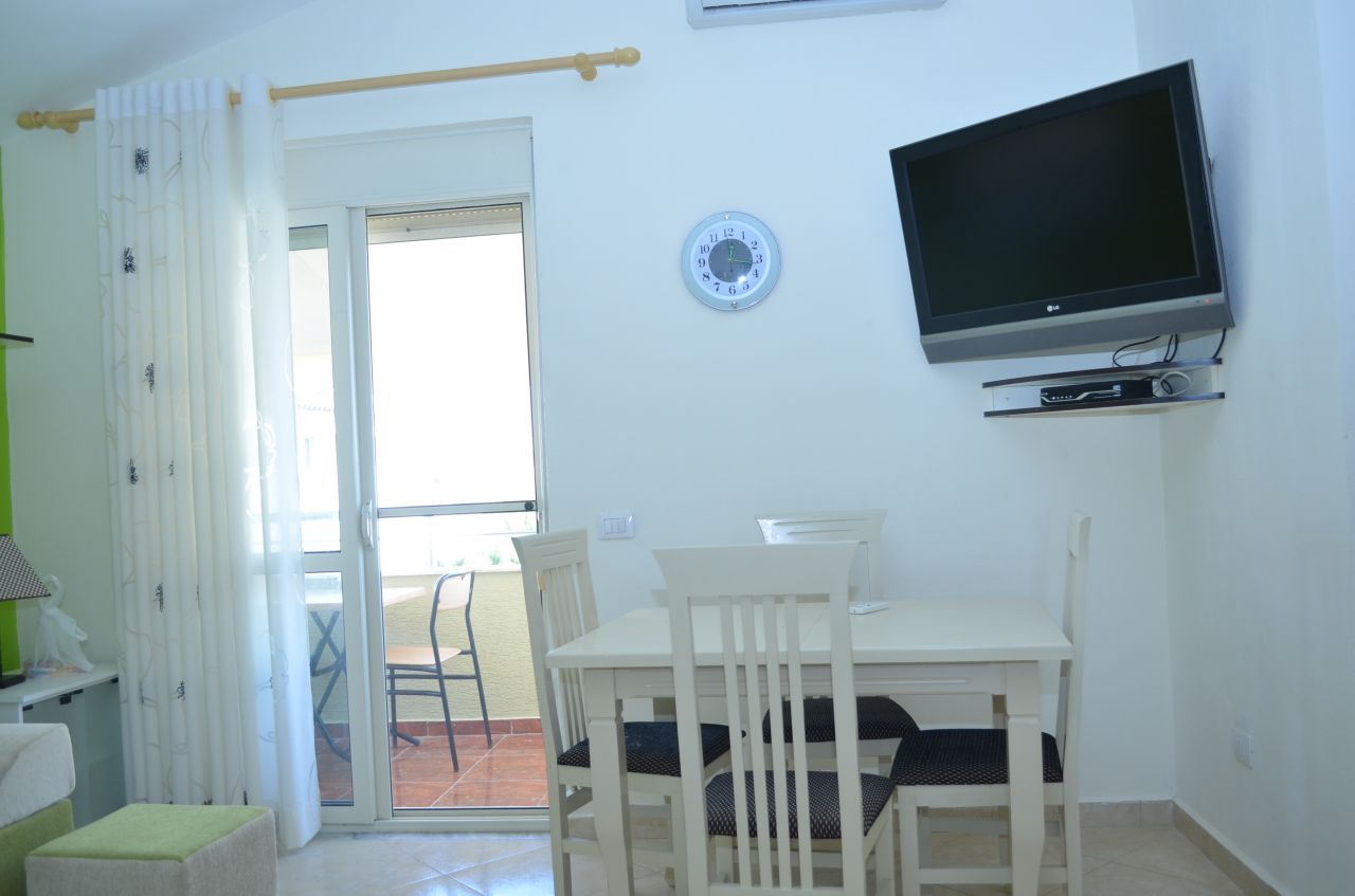 Holiday apartment for rent in Durres, Albania.