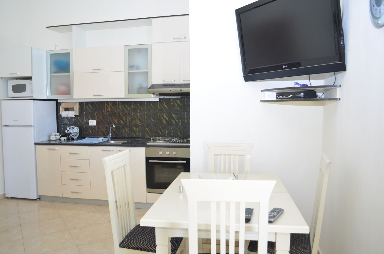 Holiday apartment for rent in Durres. Ren a holiday apartment in Durres beach.