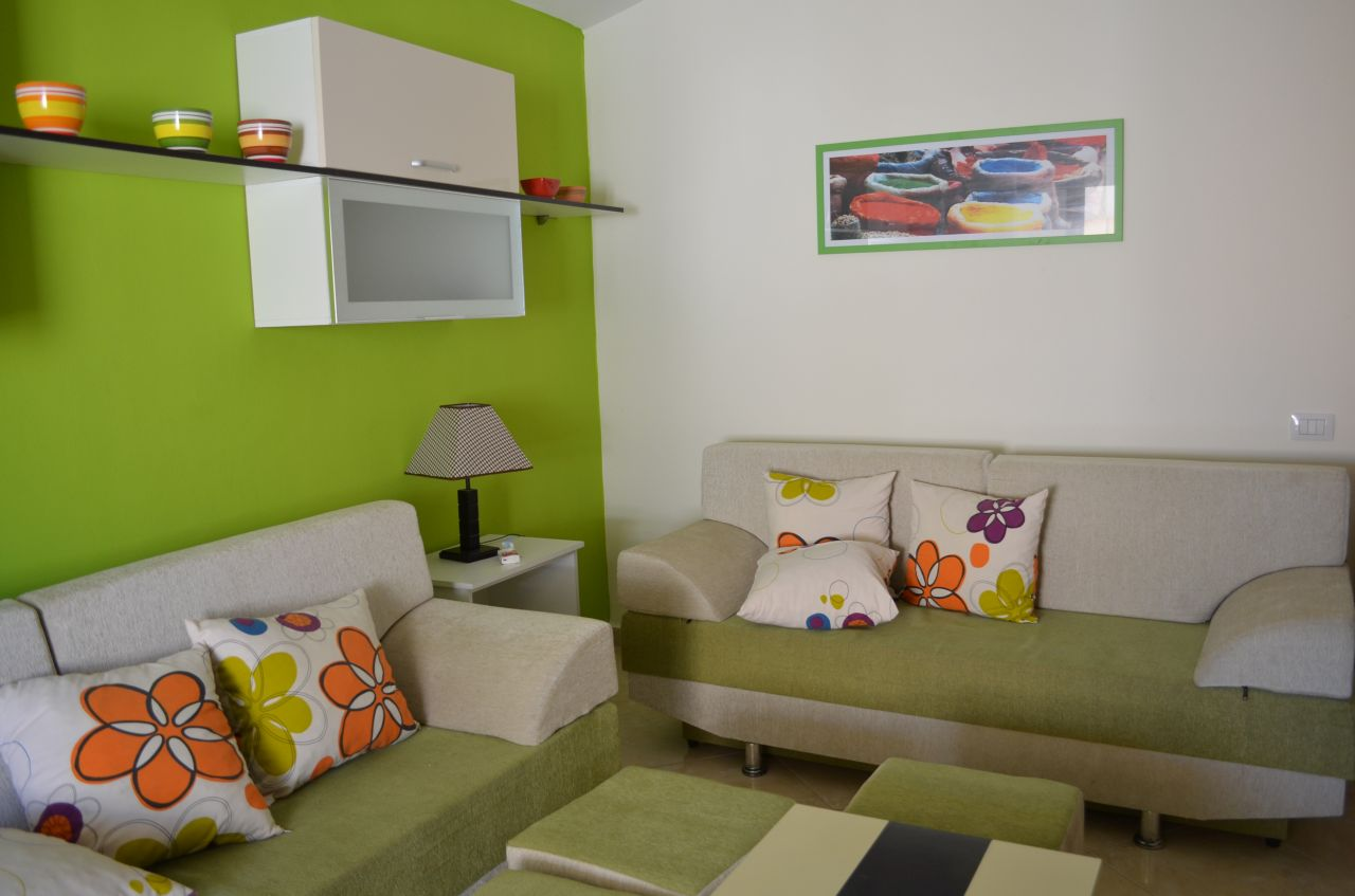 Vacations in Durres, in Albania, in a nice apartment close to the sea.