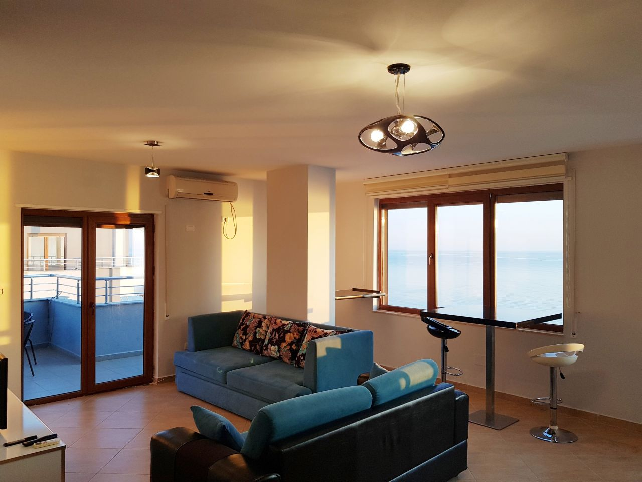 Penthouse For Rent In Durres. Holiday Apartment In Albania