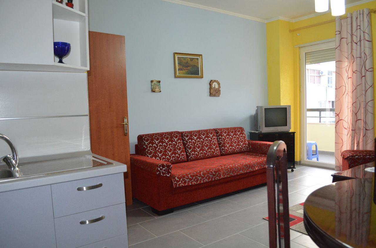 Отдых в Албании, аренда в Дурресе, на Адриатическом море.