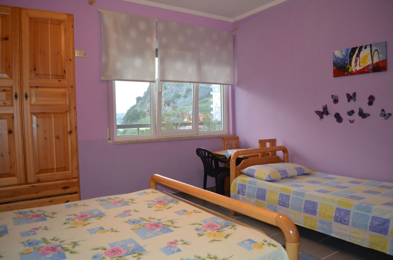 Albania Holiday Apartment in Durres Next to Sea