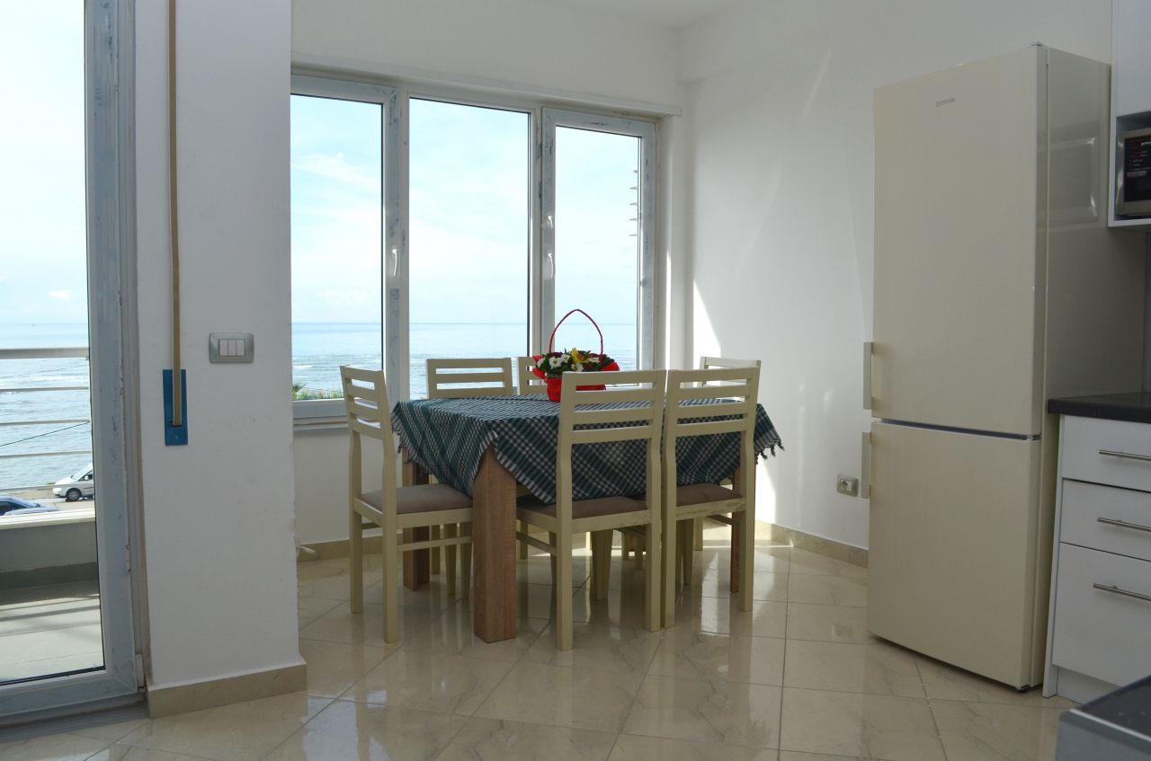 Sea View Apartment For Sale In Durres City