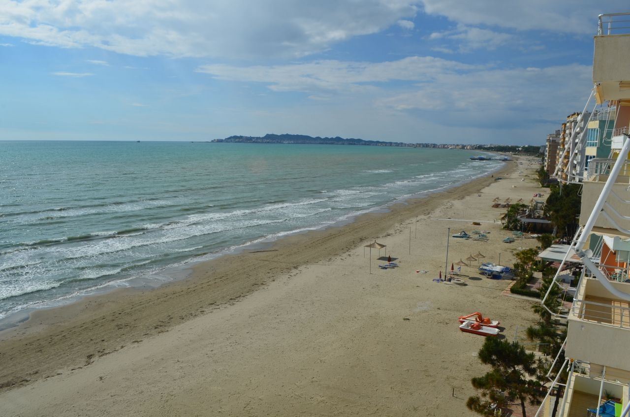 Holiday Rental Apartment in Durres. Front-line Apartment for Rent.