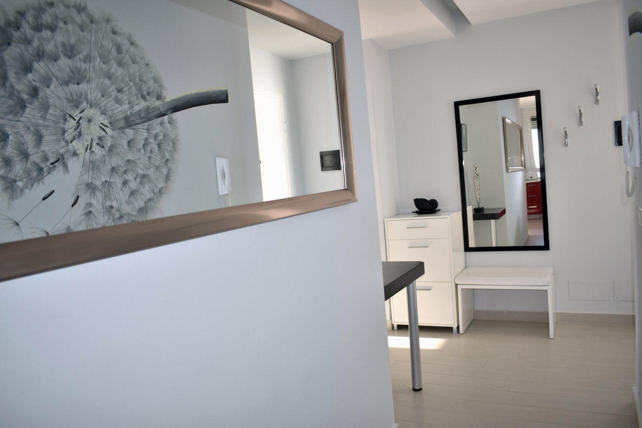 Appartamento di vacanza con vista mare in affito a Durrazzo