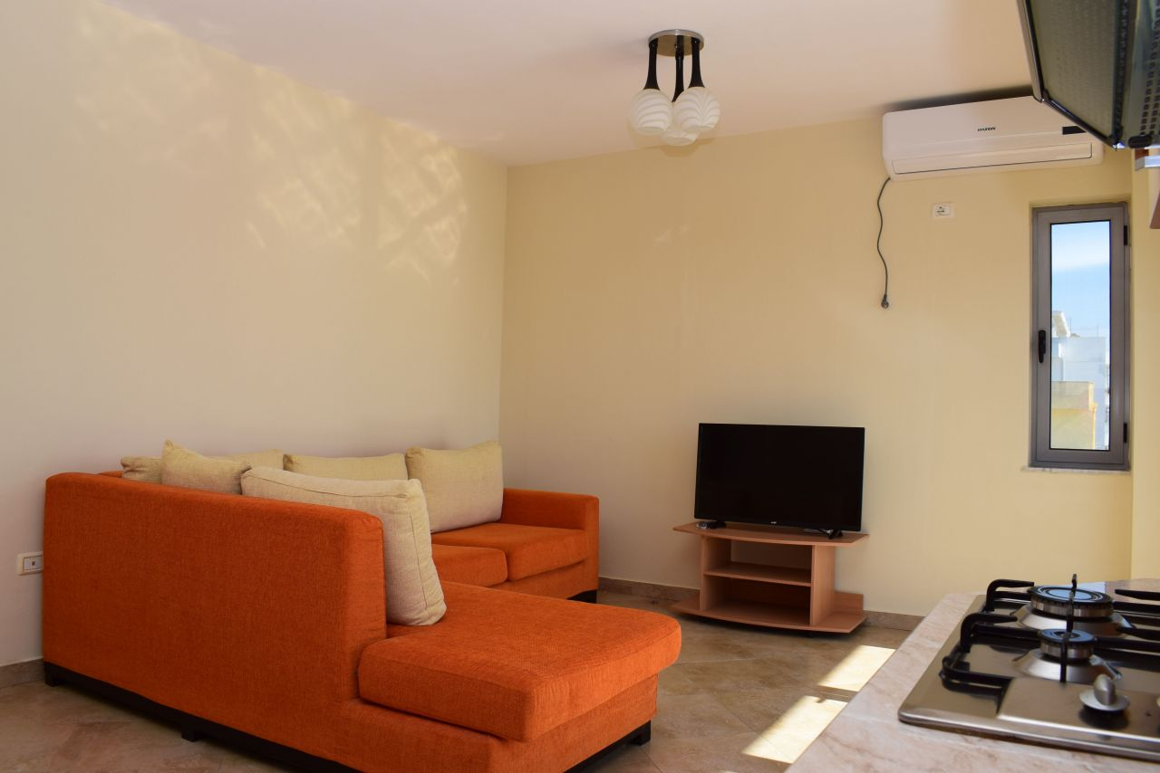 Holiday apartment for Rent in Durres, in the seashore of the Adriatic Sea