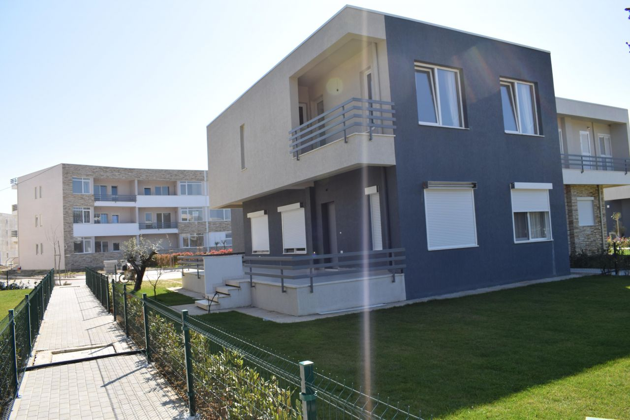 Holiday apartment for Rent in Lalzy Bay, in Durres, in the seashore of the Adriatic Sea