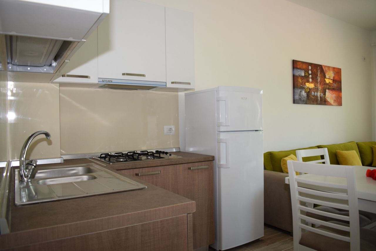 Holiday apartment for rent in Lalzi Bay