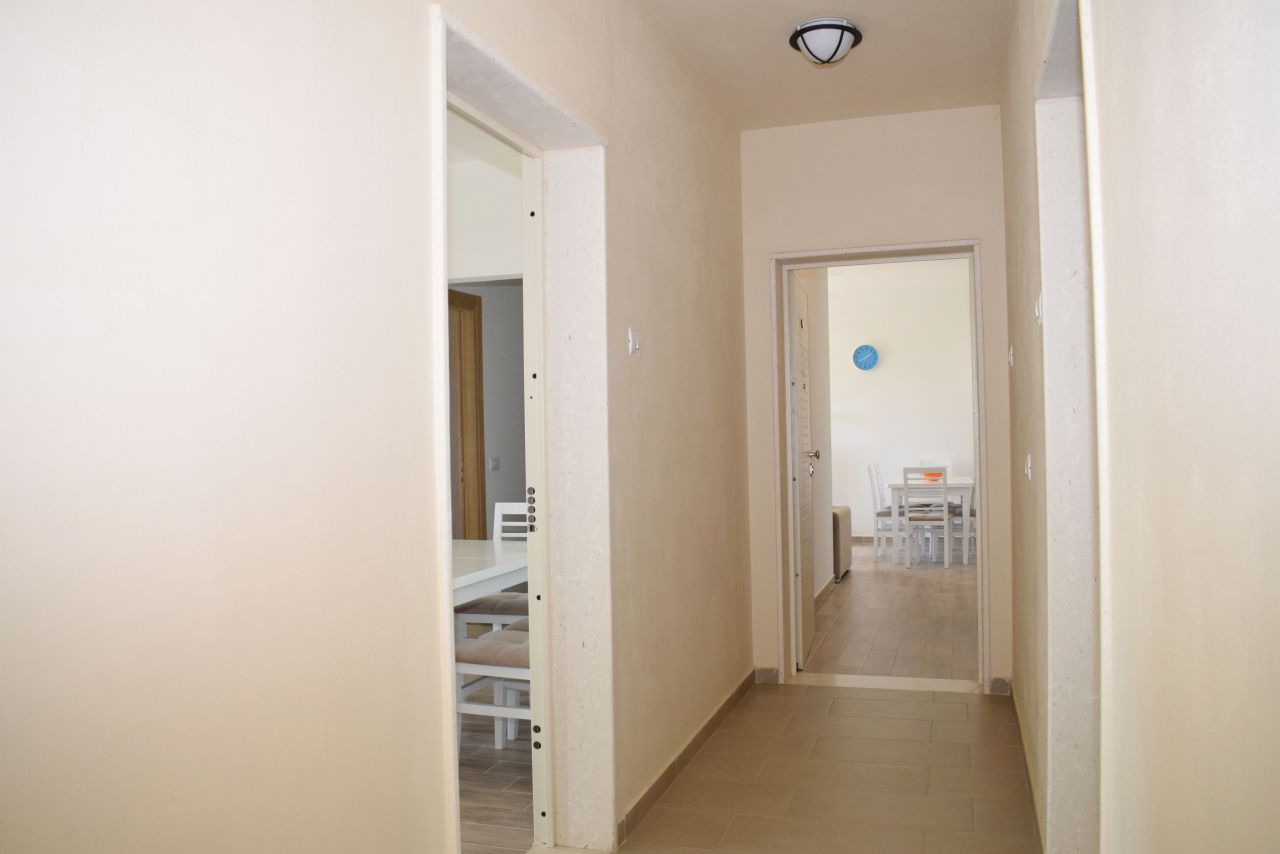 Two bedroom holiday apartment in Lalzi Bay, Durres first line