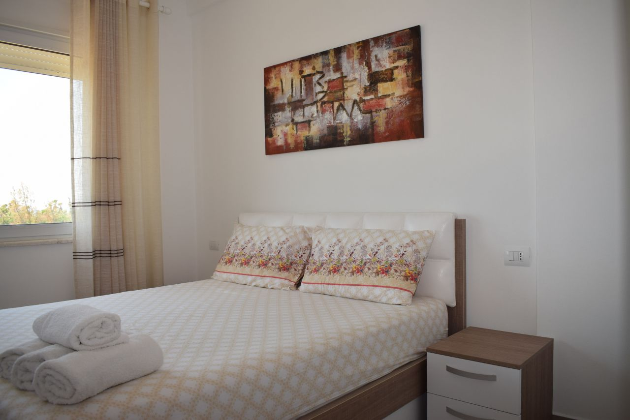 Two bedroom holiday apartment in Lalzi Bay, Durres