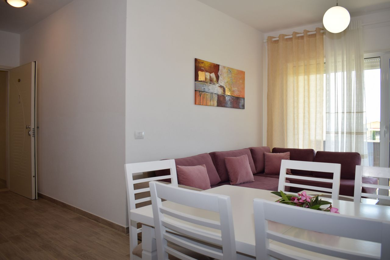 Holiday Apartment in Lalzi Bay