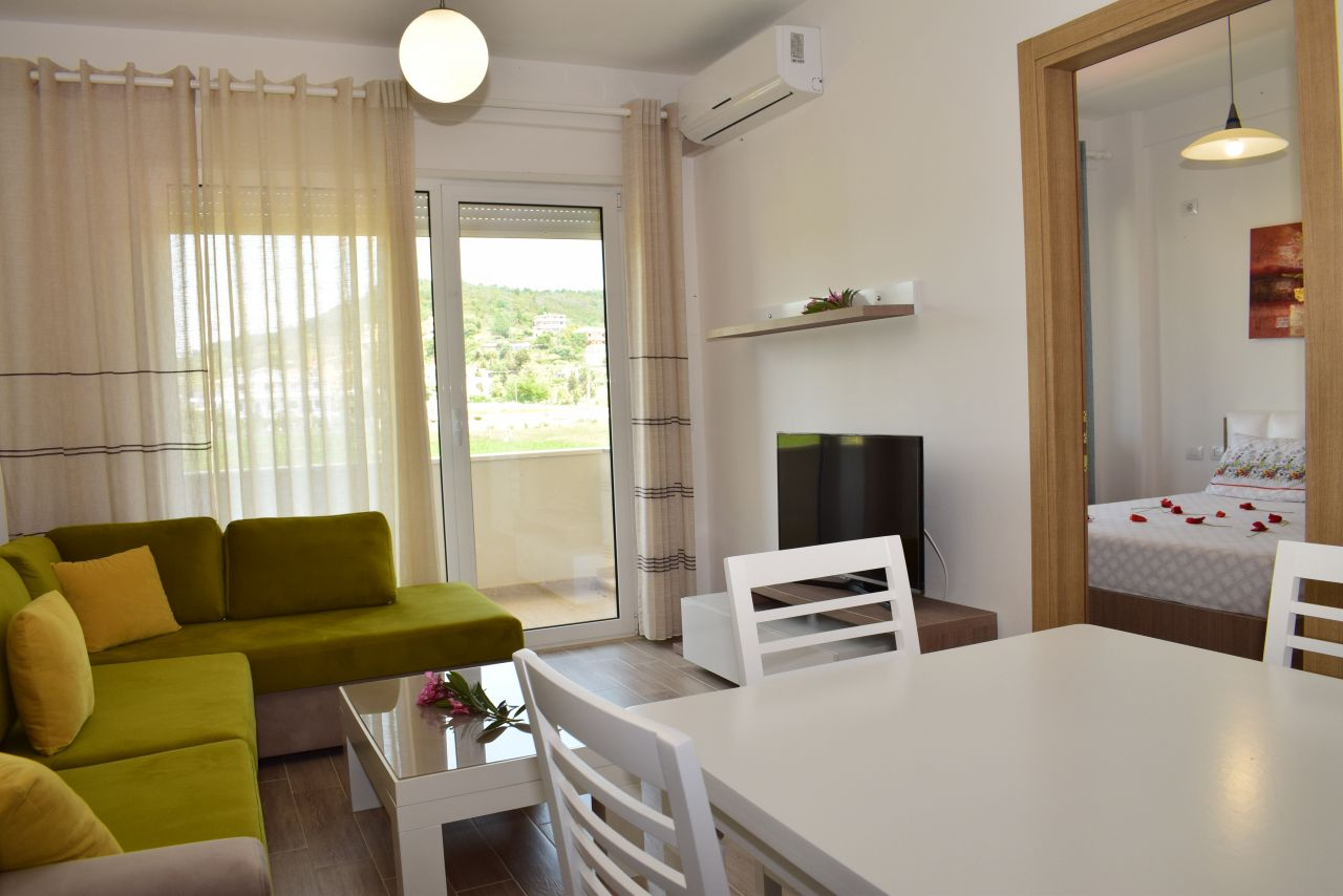 Holiday in Lalzi Bay, Apartment for Rent