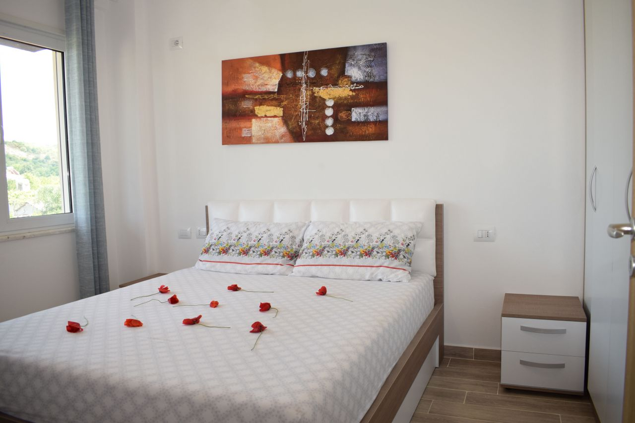 Holiday rental apartment at Lalzi Bay durres near the beach one bedroom