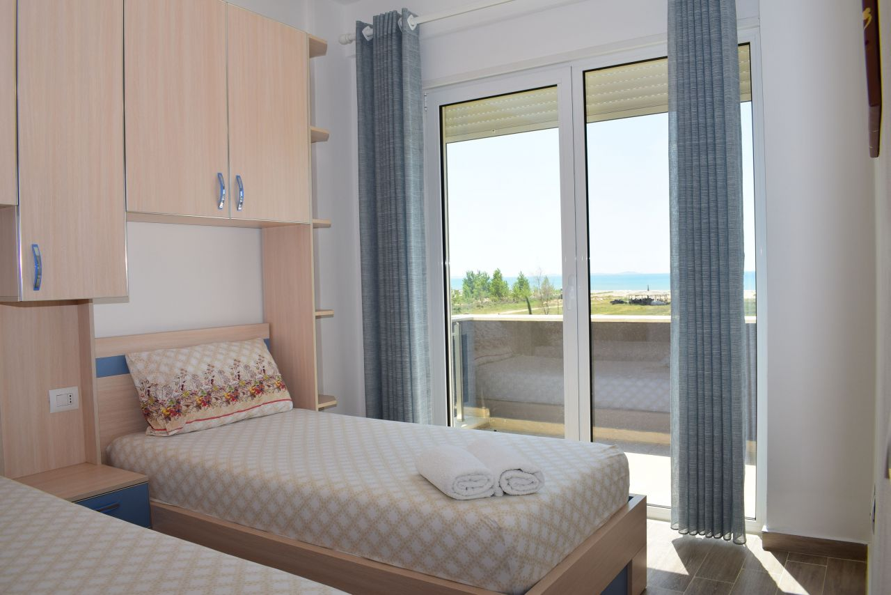 Vacation Rental Apartment in Lalzi Bay