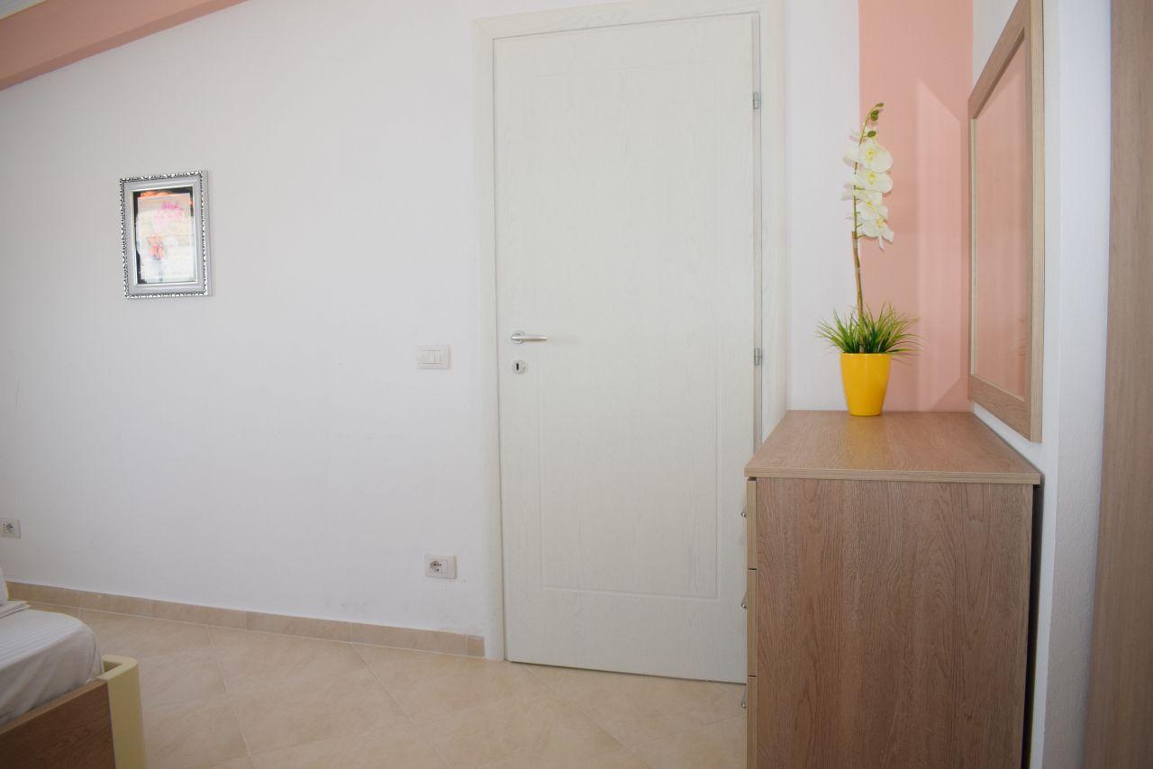 Apartament 1+1 me Qira ne Durres