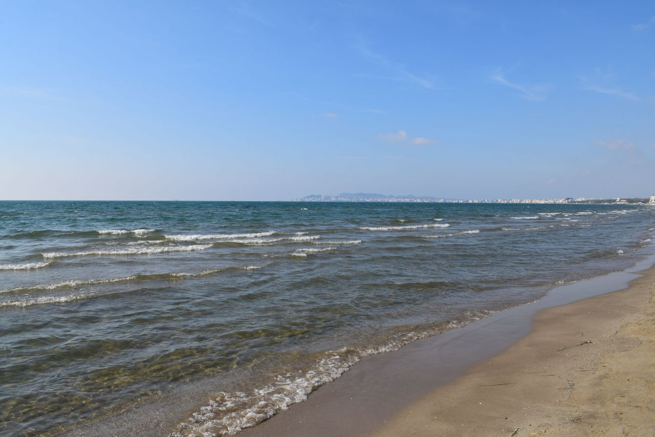 Albania Vacation Rental in Durres Next to Sea