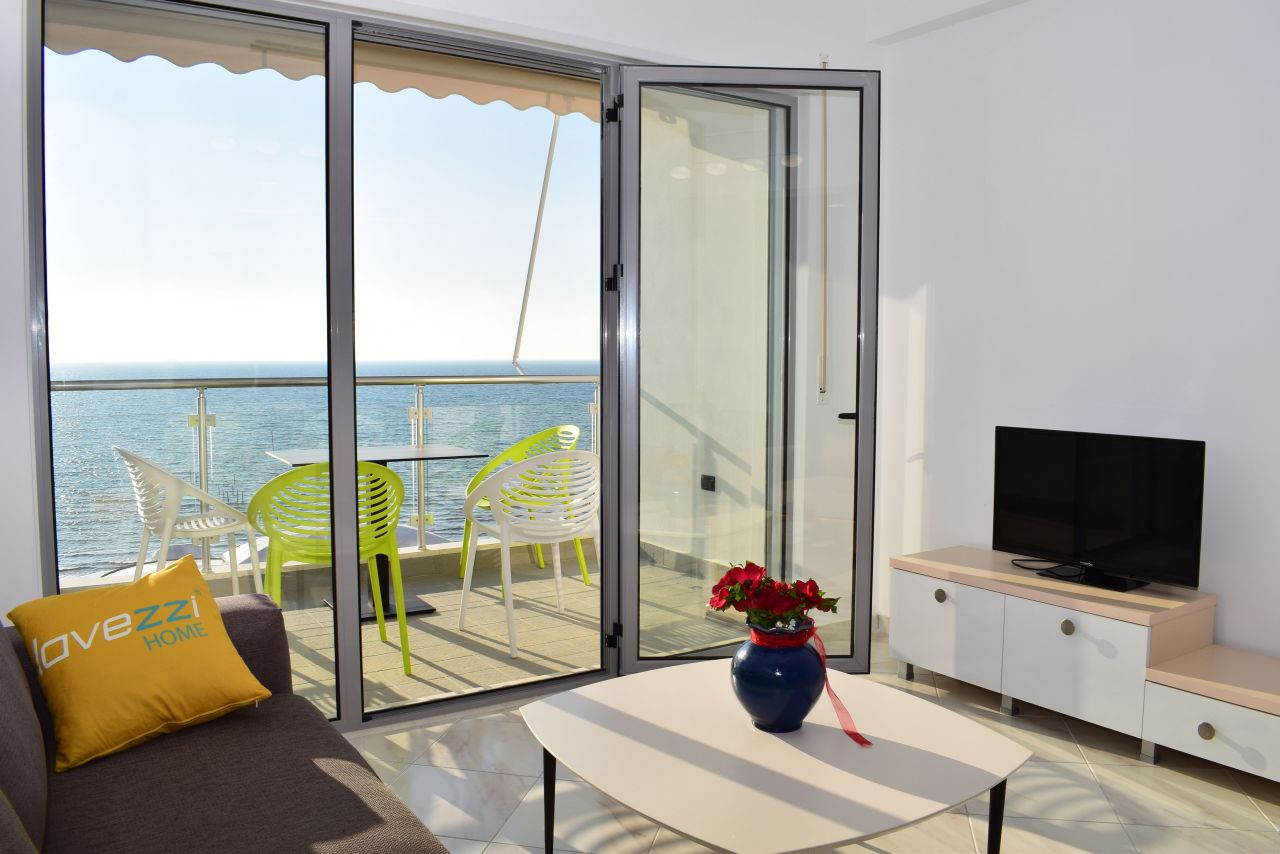 Rent Holiday Apartment In Durres Beach