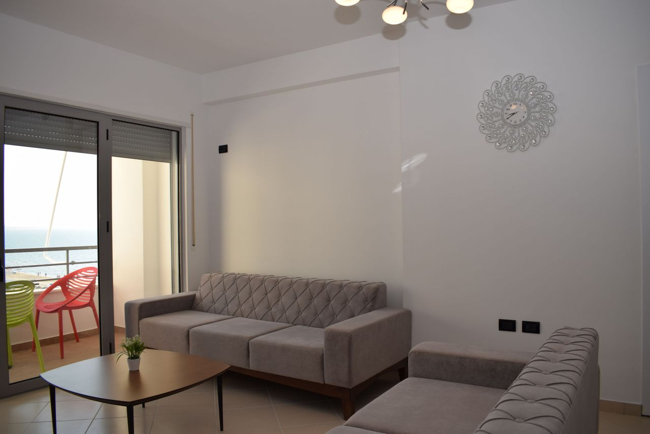 albania holiday rentals in Durres for rent apartment next to the beach