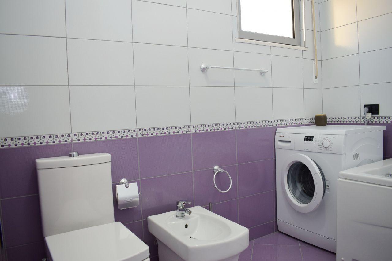 Appartamento di Vacanze in Affitto con due camere a Durrazzo