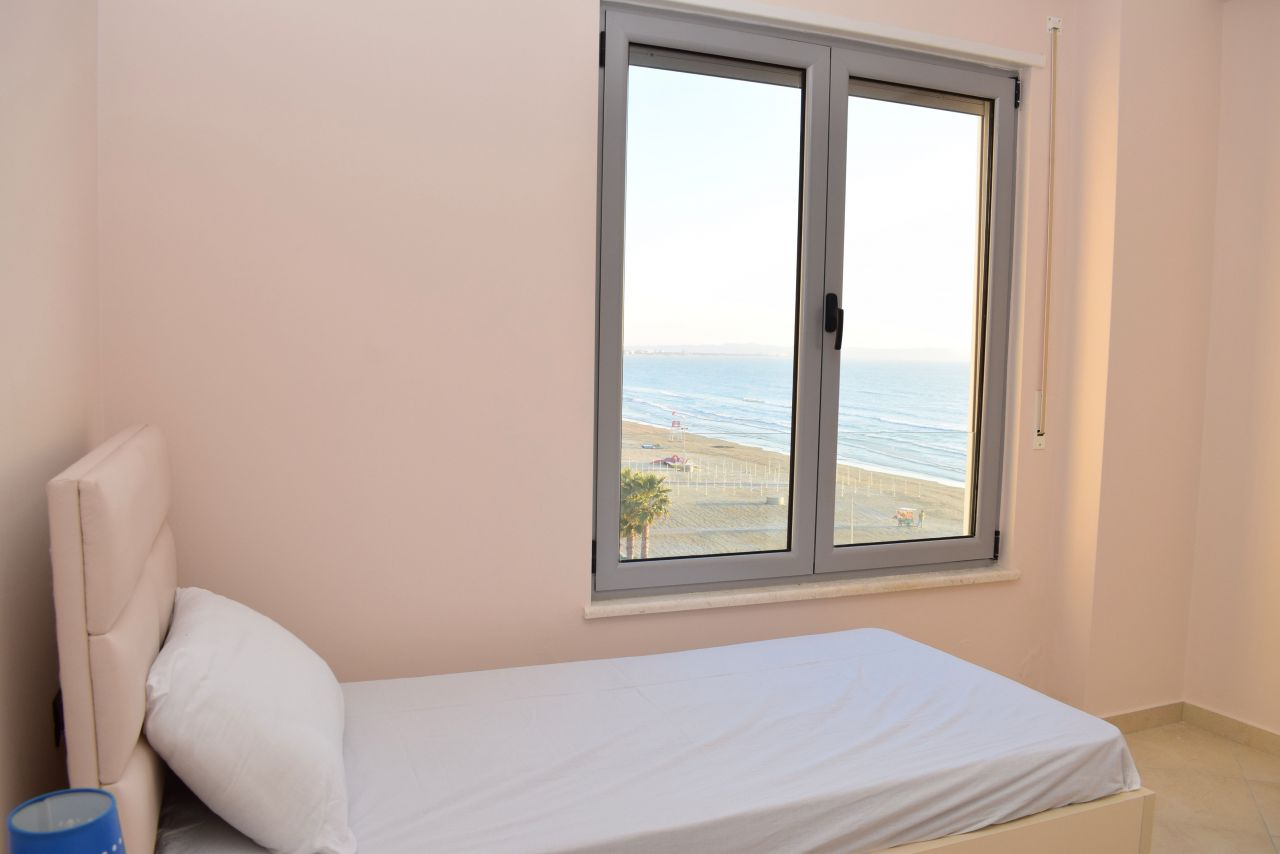 Holiday Apartment for Rent with Two Bedrooms in Durres