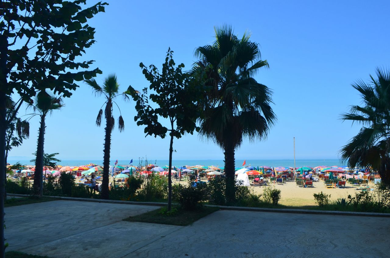 Holiday Apartment for Rent in Durres Beach