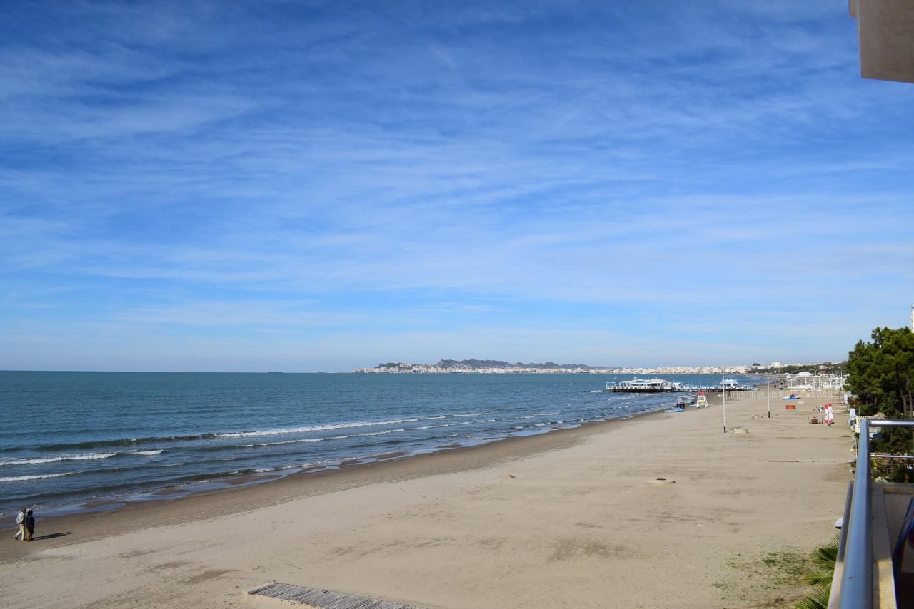 One Bedroom Apartment for Rent in Durres Near the Sea