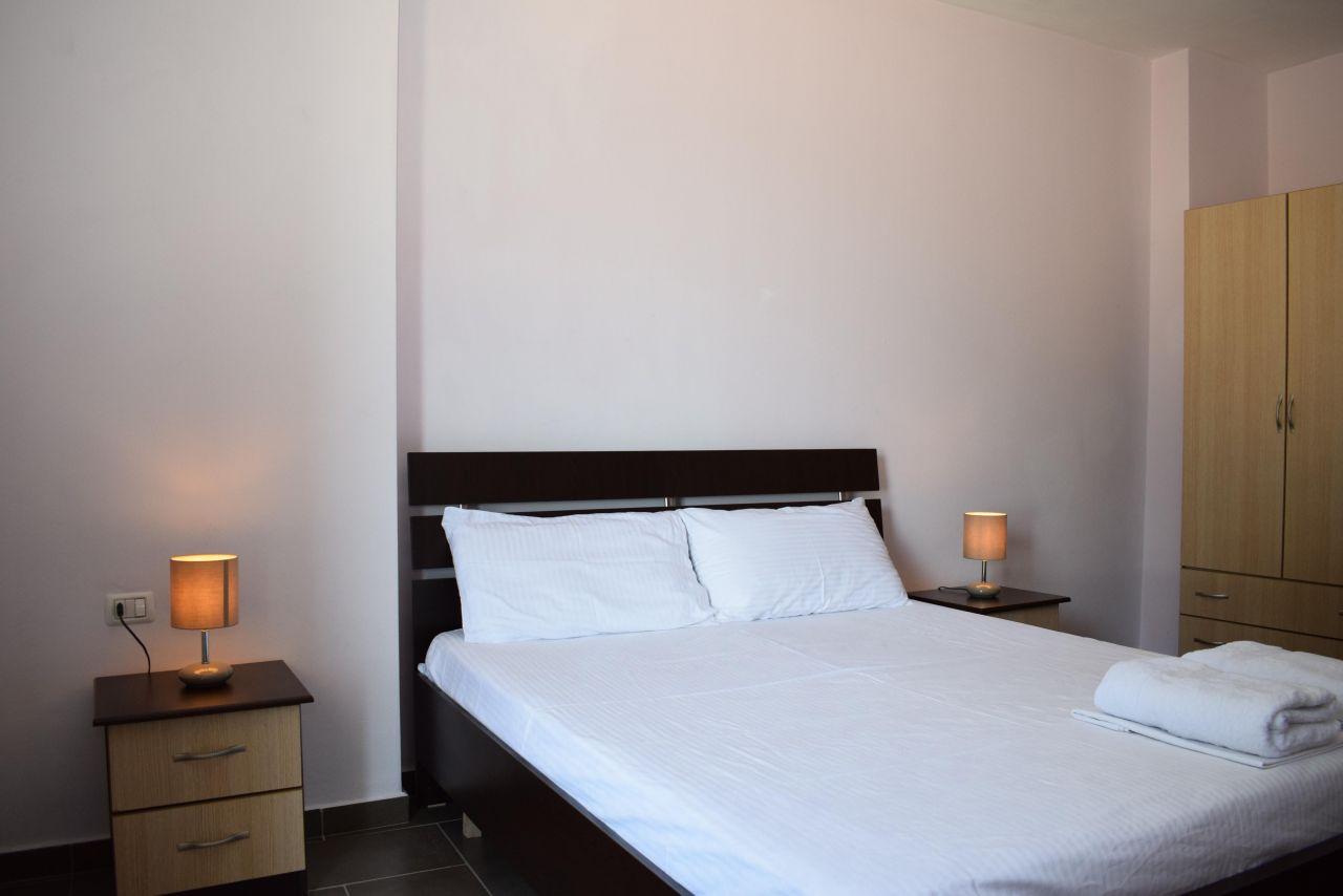 Appartamento di una camera da letto in affitto a Durazzo Vicino al Mare