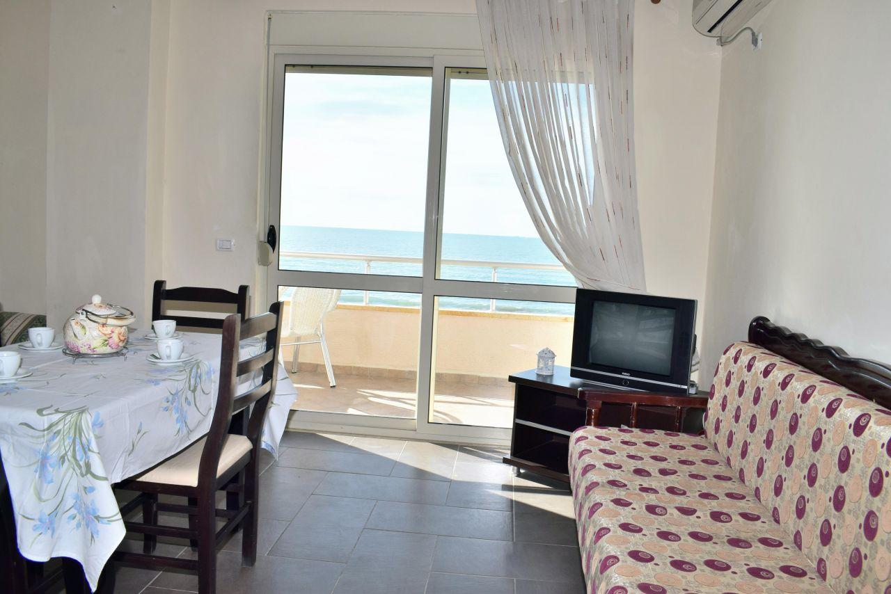 Appartamento con Uno Camera da Letto a Durres Vicino al Mare
