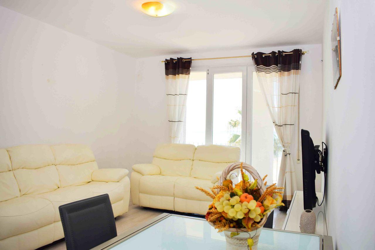 Apartament Pushimi ne Durres Buze Detit