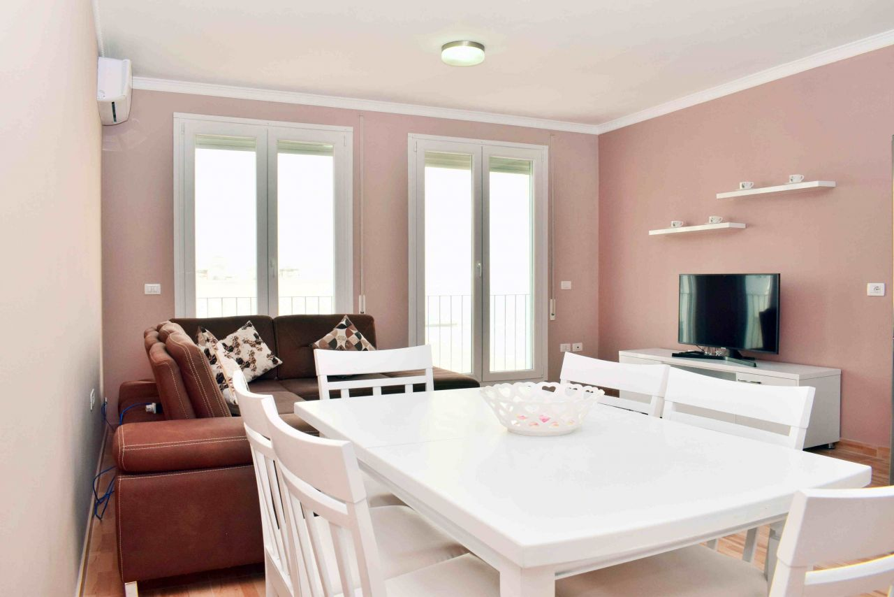 Vacation Apartment for Rent in Shkembi i Kavajes, Durres