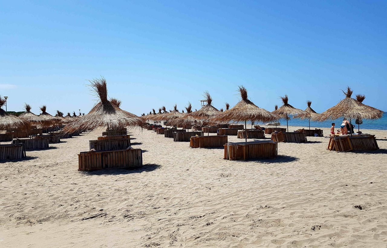 Ferie Utleie i Lalzit Bay Albania