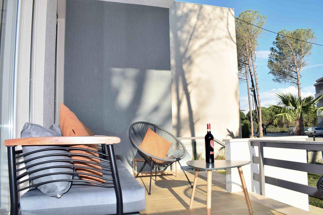 Albania Vacation Rental Apartment In Lalzi Bay