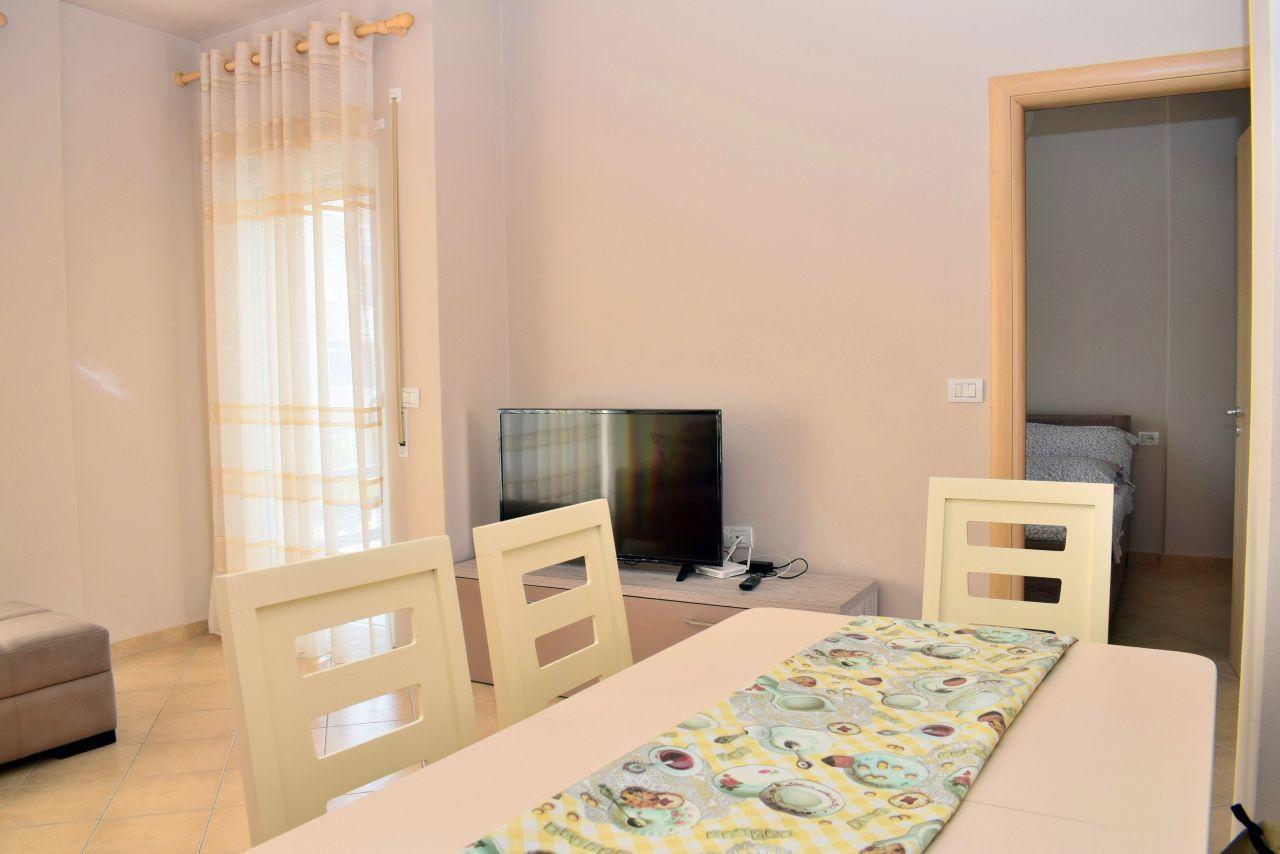 Gjiri i Lalzit Apartment 2+1 Me Qira Ne Lura 2 Resort