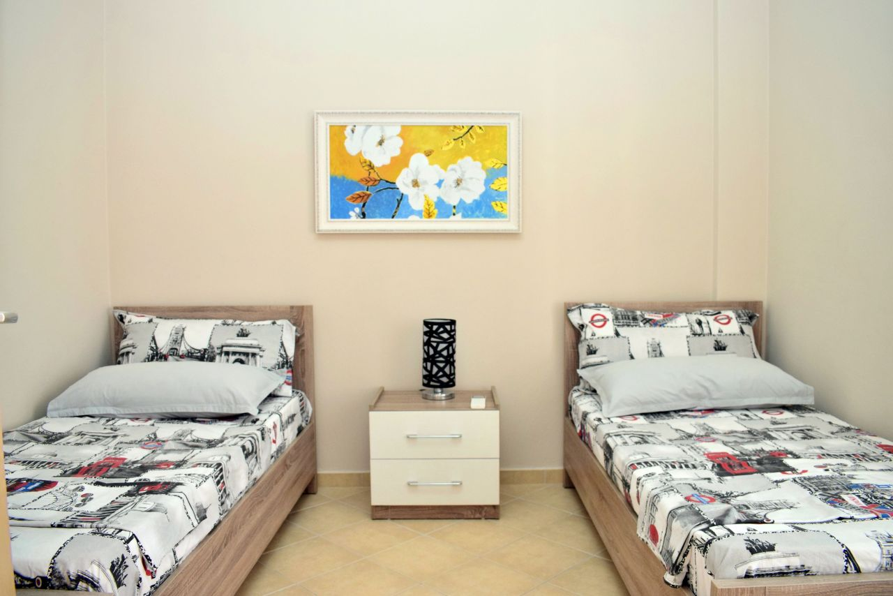 Apartmant 2+1 tek Lura 2 Resort.