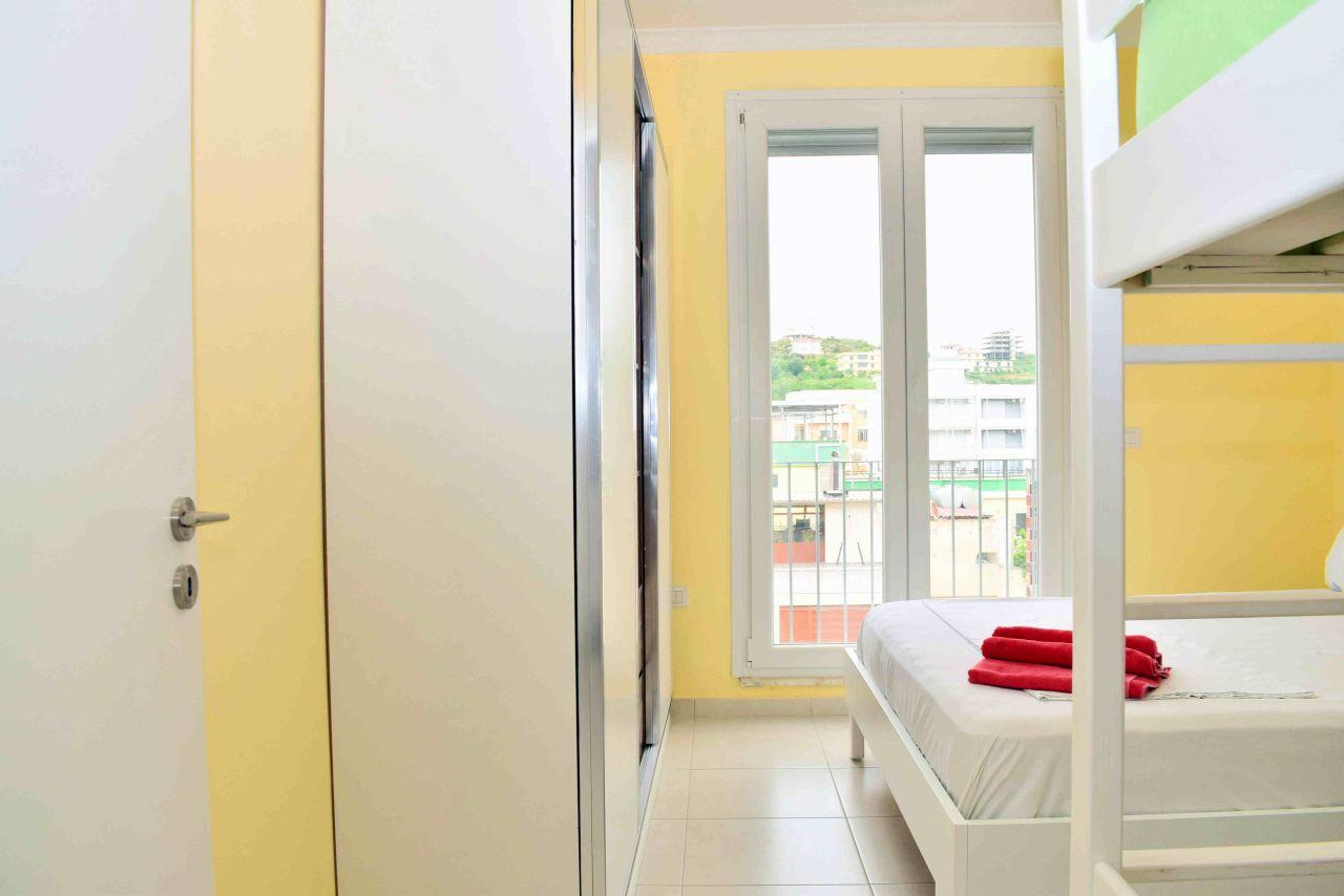 Apartament me Qera. Apartamente Pushimi ne Durres