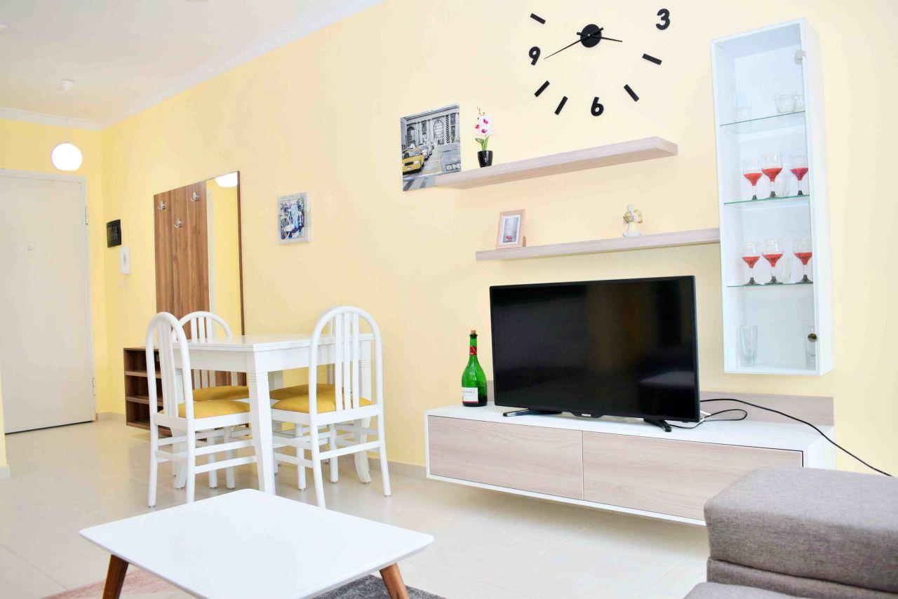 Apartament Merville me Qera. Apartament Pushimi ne Durres