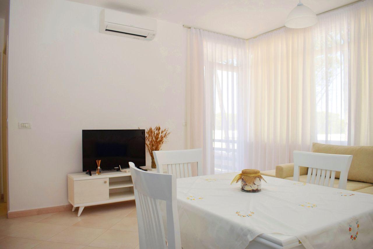 Apartment for Rent in Lura 2 Resort, Gjiri i Lalzit