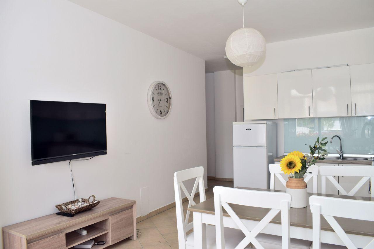 Apartament Pushimi Me Qira Ne Gjirin e Lalzit