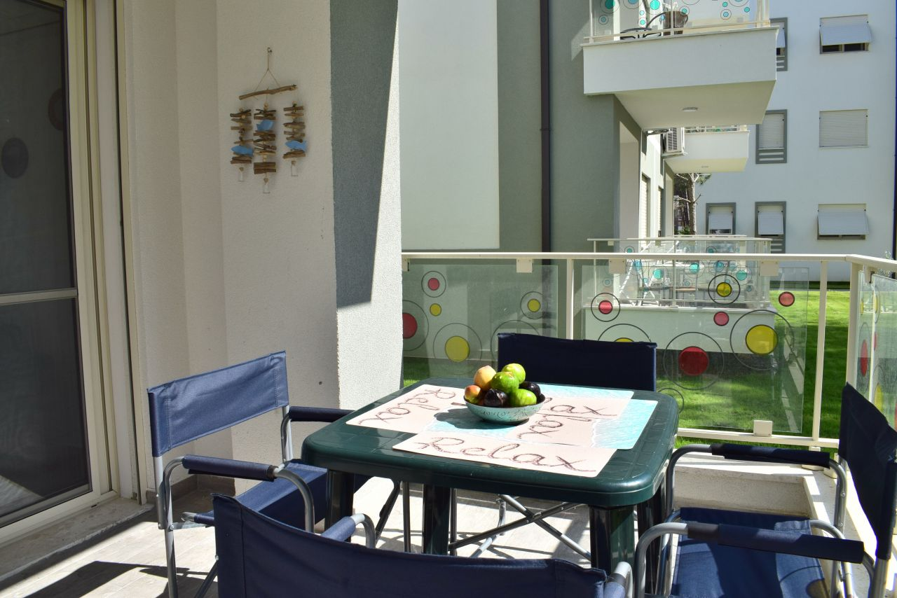 Holiday Apartment For Rent At Perla Resort Gjiri Lalzit Durres