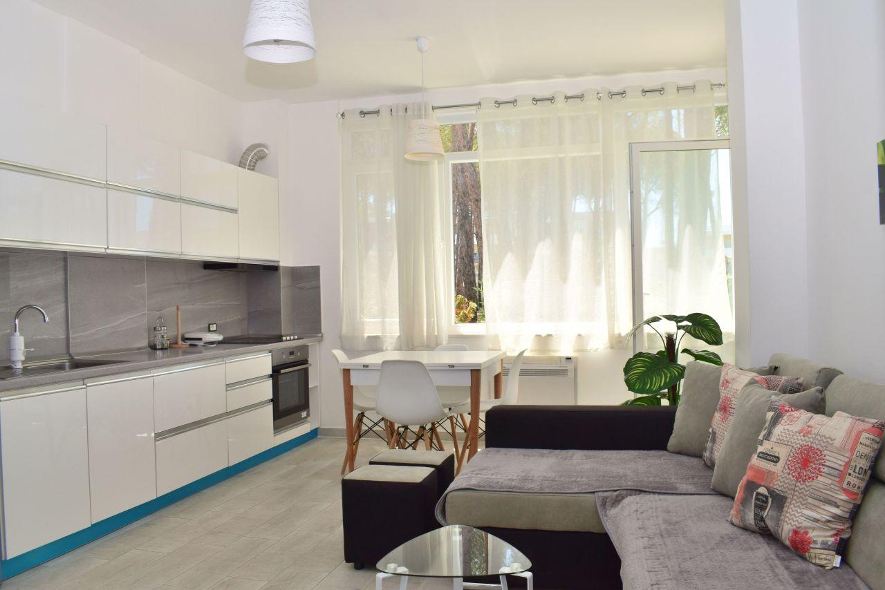 Квартира в аренду в бухте Лалзит