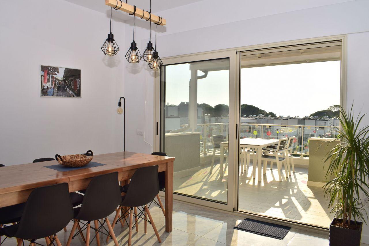 Nytt Penthouse Til Leie På Perla Resort