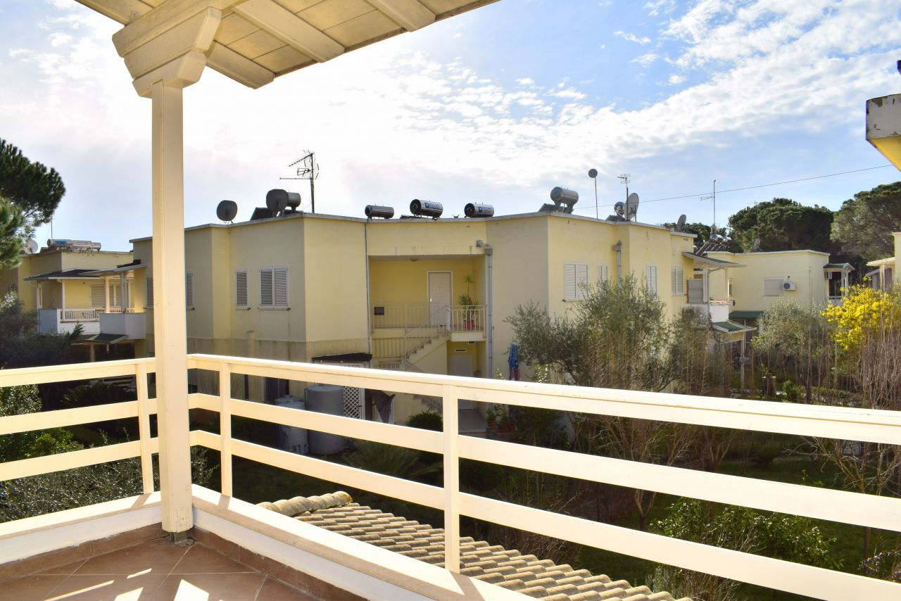 Holiday House With Garden For Rent In Gjiri I Lalzit