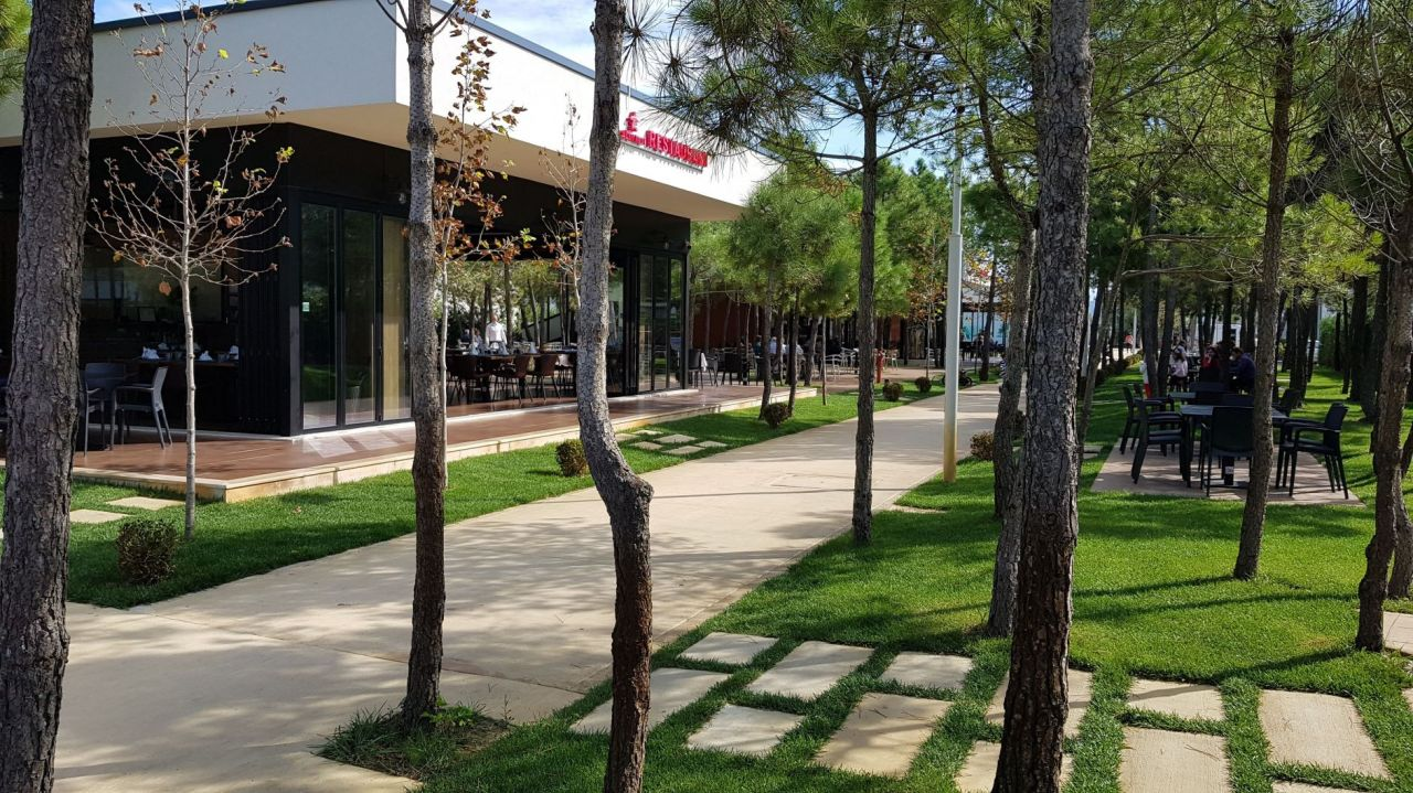 Holiday Apartments For Rent Fully Furnished In Lalzit Bay Durres